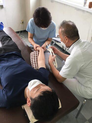 関節手技療法を深めるため試験を受けてきました!